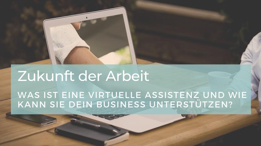 Zukunft der Arbeit, Virtuelle Assistenz