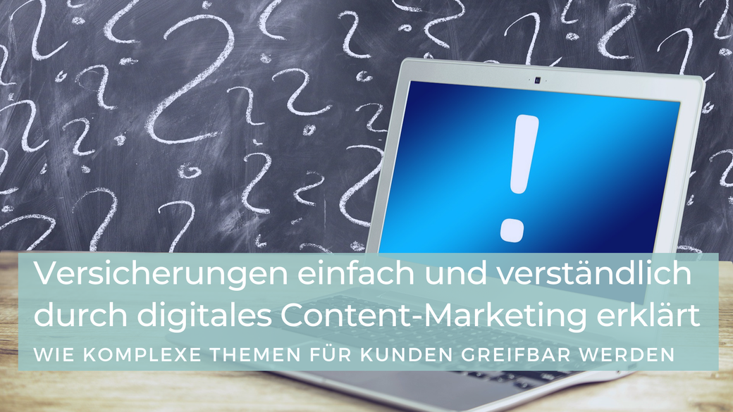 Content-Marketing, Versicherungs-Marketing