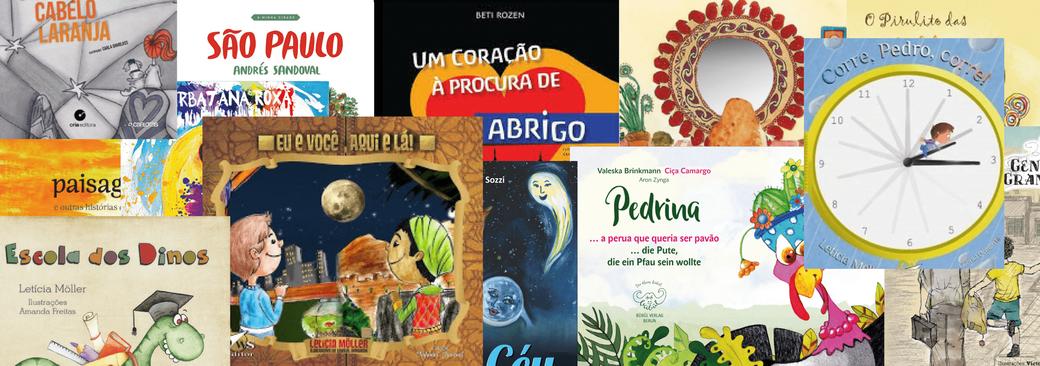 livros de autores brasileiros