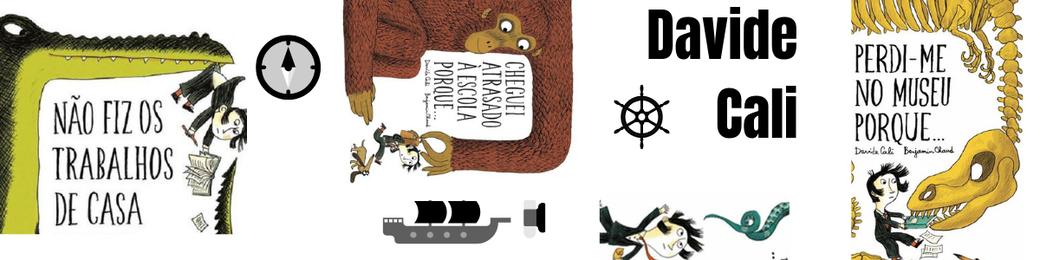 Portugiesische Kinderbücher Davide Cali