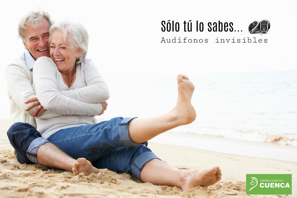 Audífonos invisibles en Centro Auditivo Cuenca, Valencia.