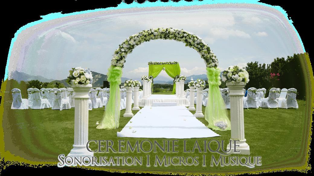 Dj mariage ceremonie Pau