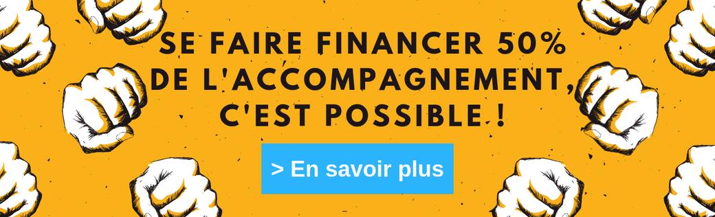 Se faire financer son projet d'accompagnement est possible grâce à la région Normandie.