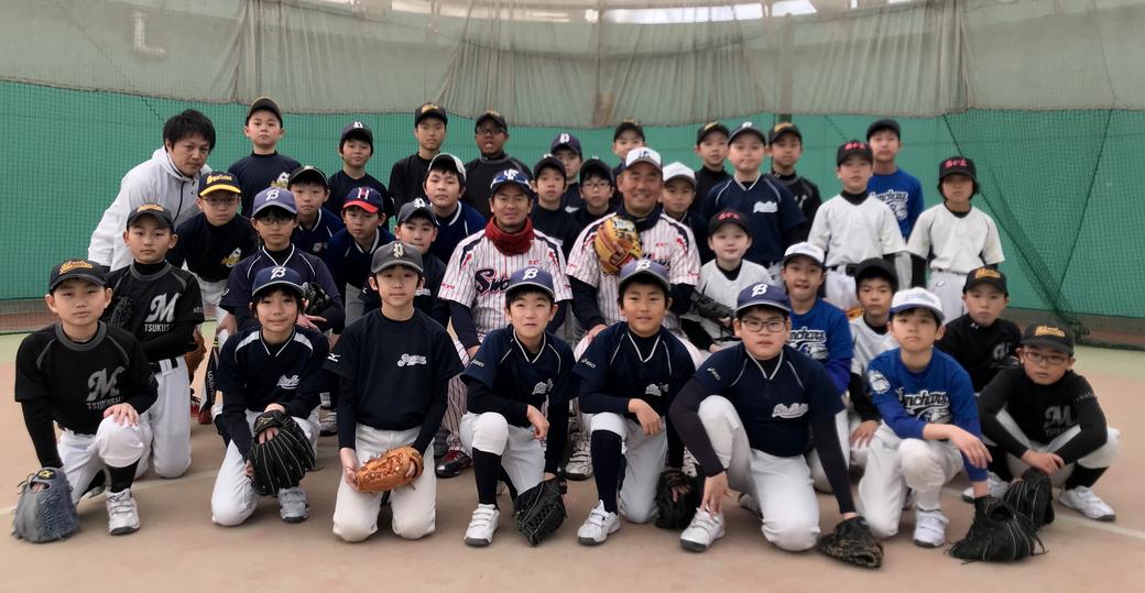 スタッフブログ「第6回 網走中央病院野球教室」 子どもたちの野球教室③