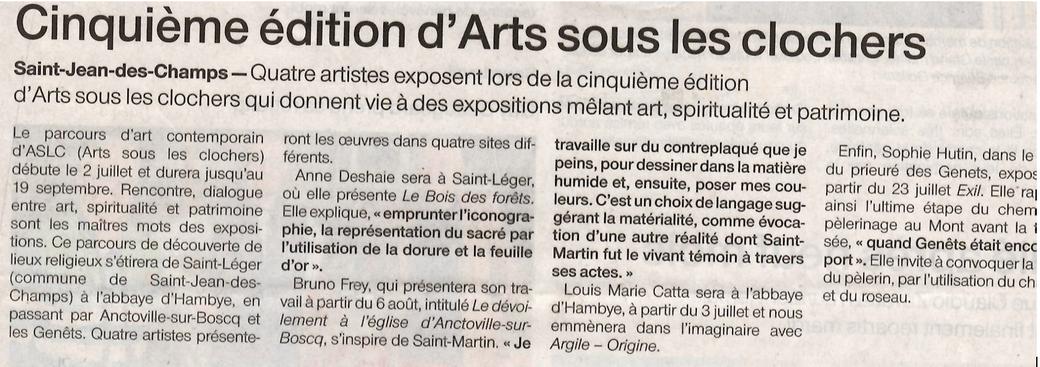 Ouest-France - 2 juillet 2021
