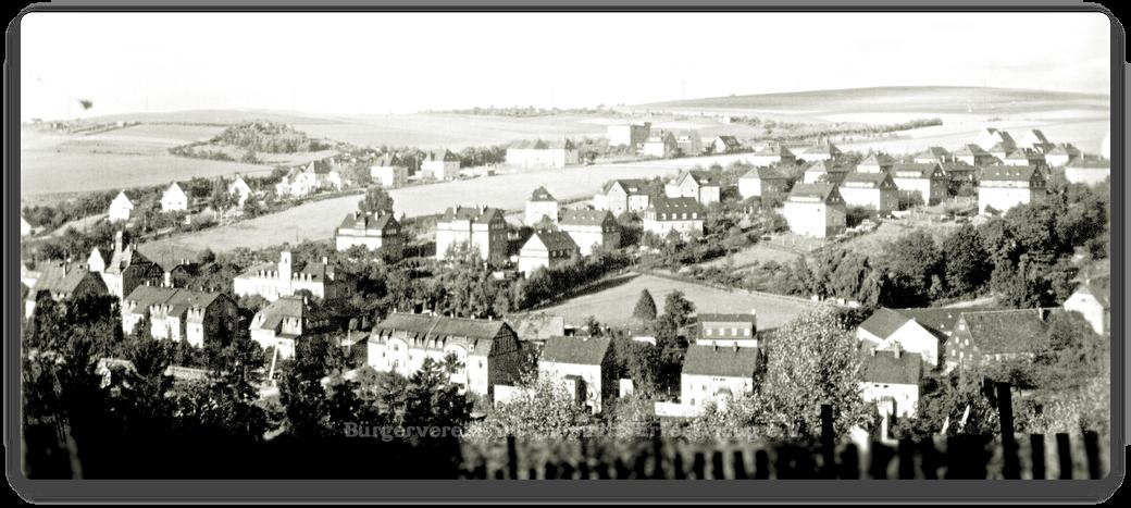 Steinberg Panorama vom Gutberg aus - Quelle: Bürgerverein