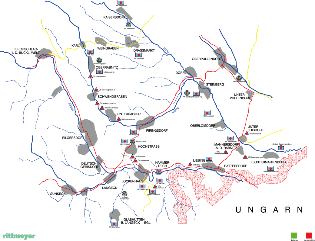 WAVL-Verbandsgebiet