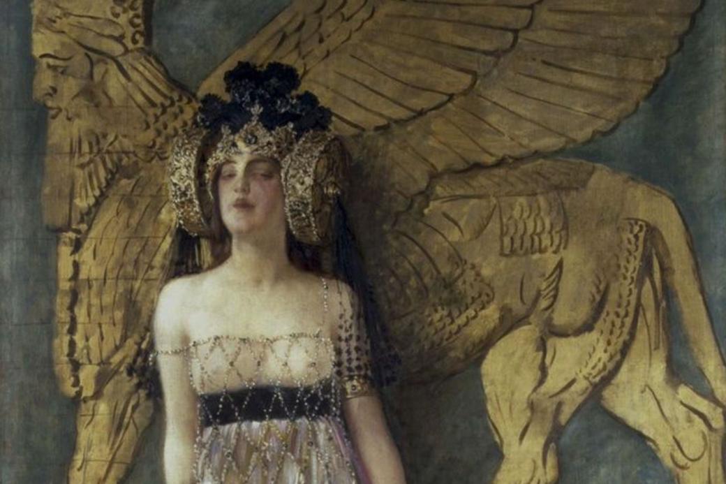 Connessioni Culturali: donne celebri antichità