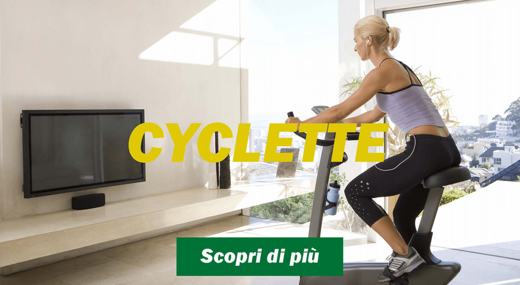 Cyclette-Napoli-Toorx