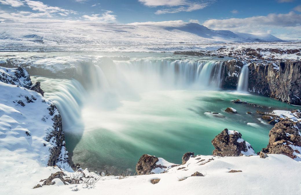 Godafoss Iceland - © Jurjen Veerman