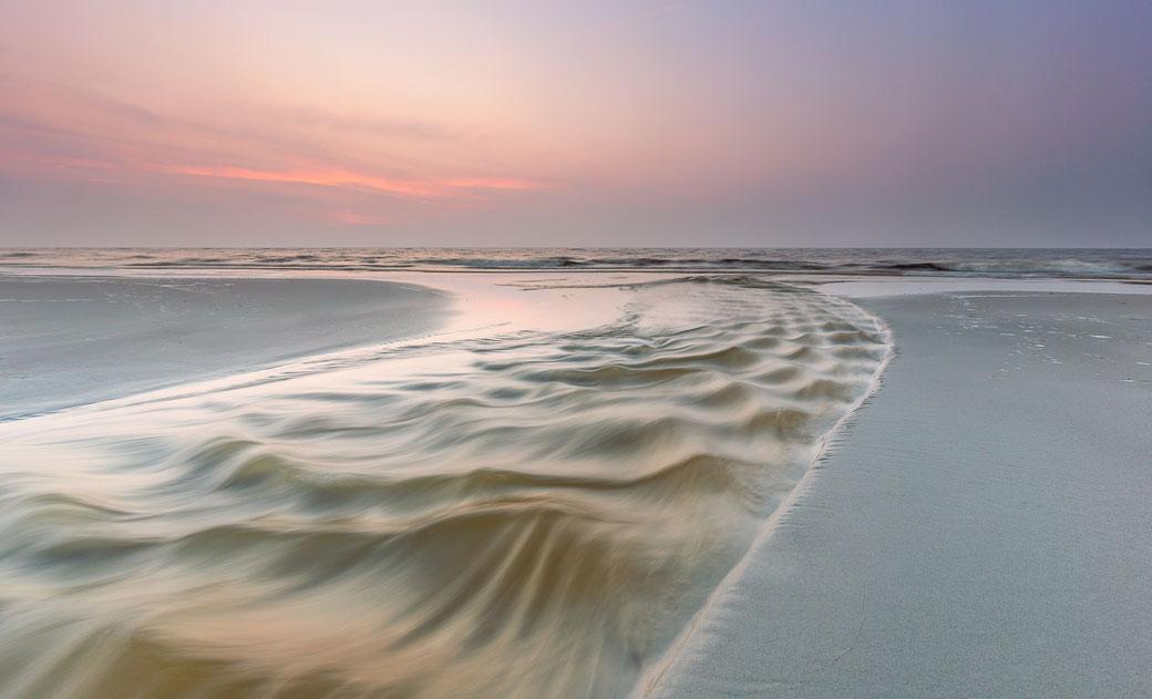 Tides Noordzeestrand Terschelling © Jurjen Veerman
