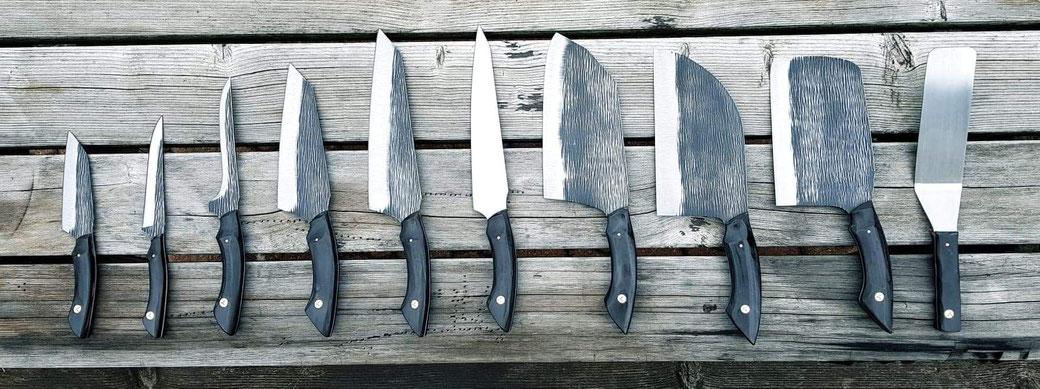 Messerset kaufen im koffer, Text mit den Worten:   Messerset  kaufen  koch  koffer