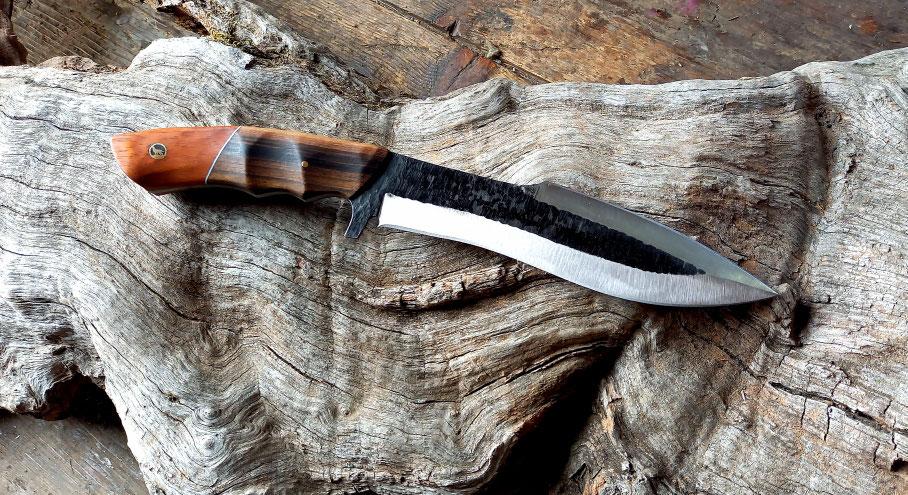 Saufänger Messer für die Jagd und Abfangen von Wildschweinen, einem Hirsch oder sonst wehrhaften Wild.