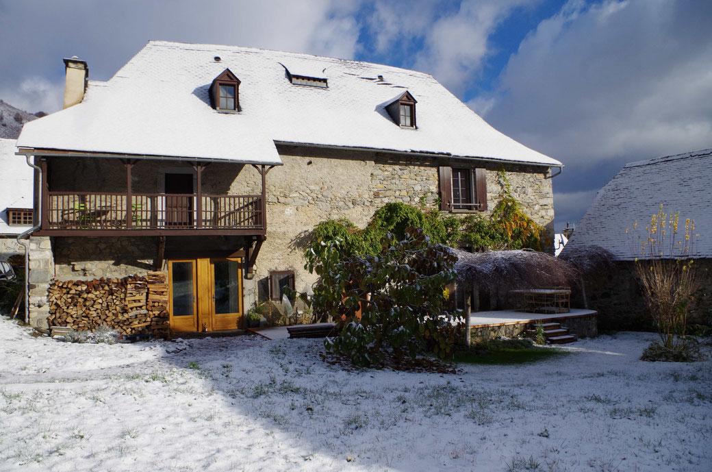 Maison Sempé dans le Val d'Azun - Chambres et Tables d'Hôtes