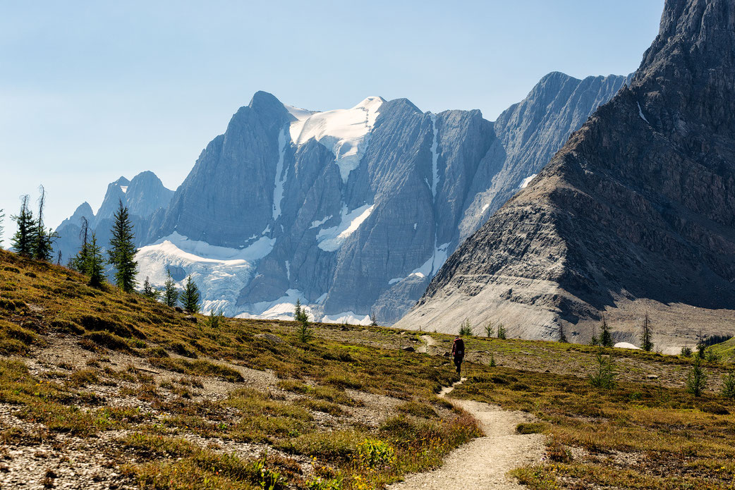 Guide to the Rockwall trail in the Kooteney National Park
