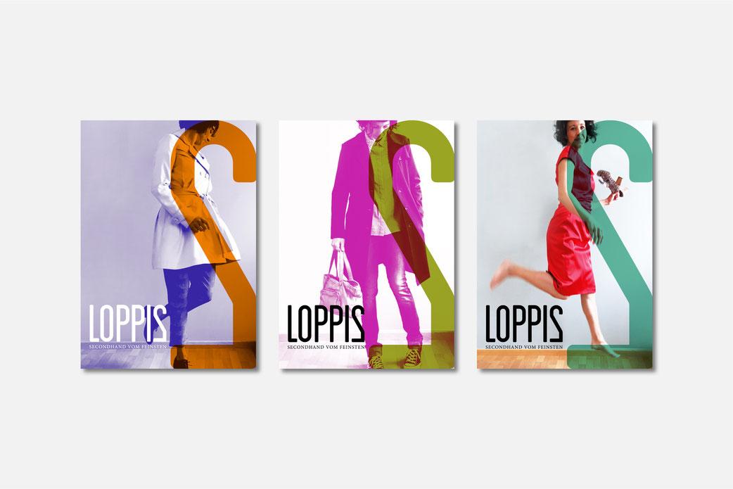 Grafikdesign Logo Identity
