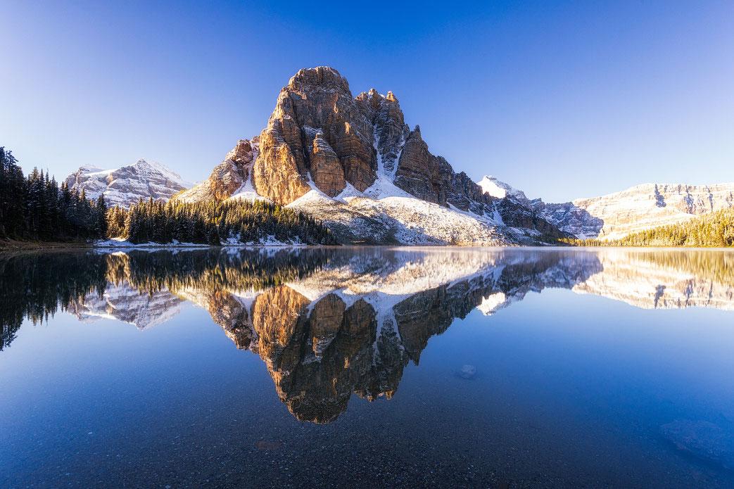 Cerulean Lake, Mount Assiniboine Provincial Park