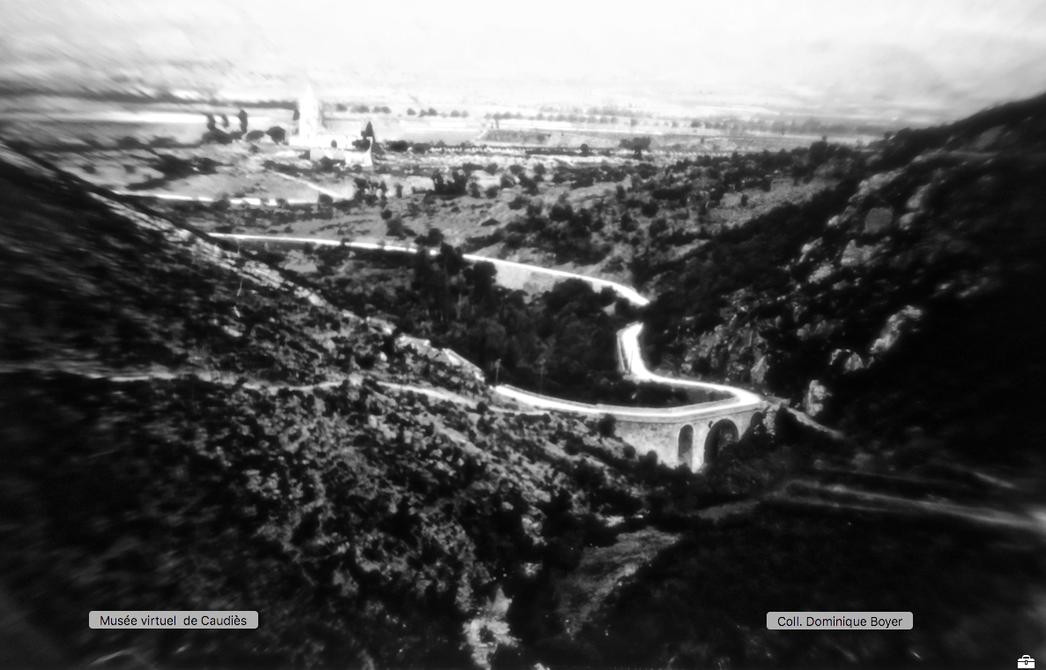 Route de Fenouillet 1909