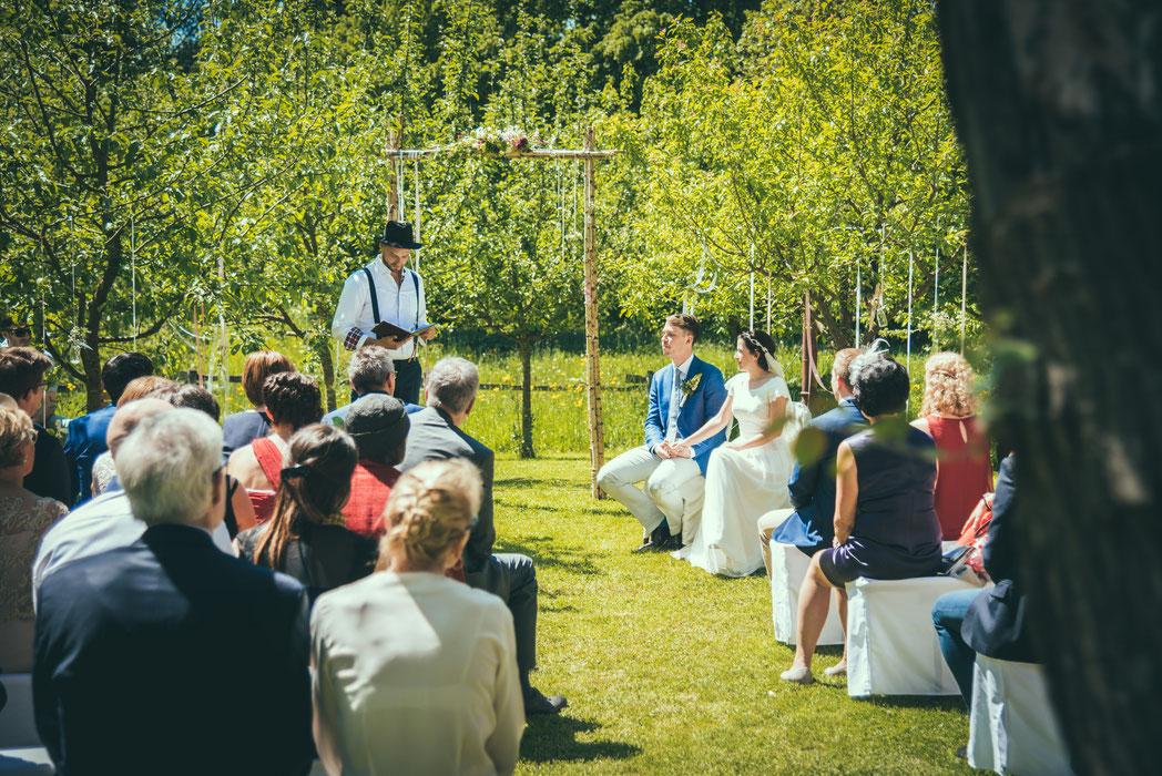 Freier Redner, Hochzeitsredner, Freie Trauung