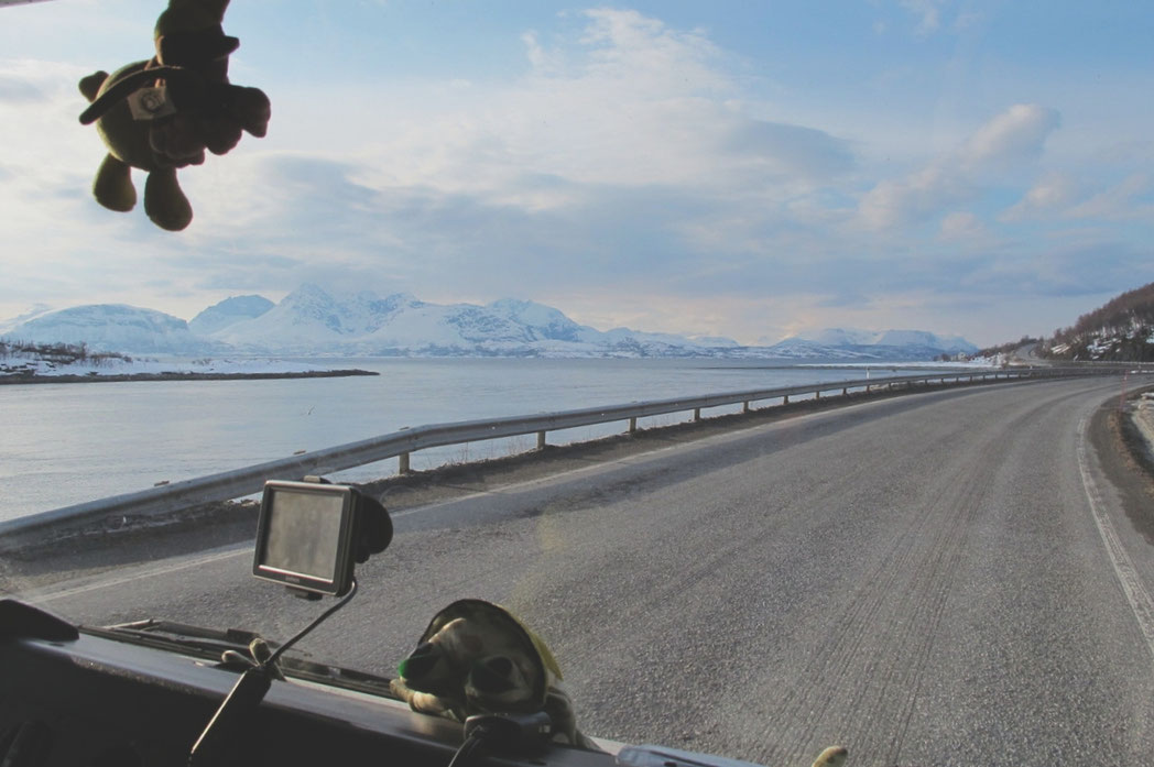 bigousteppes norvège route