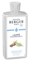 Maison Berger navulling White Tea