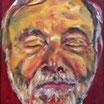 Dietmar Gross: *Mozart*, 1996, Öl/Leinwand, 85 x 65 cm (Ausschnitt)