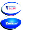 Rugby Ball (for Michelin) Shape PU Stress Reliever