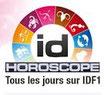 logo de la chaine de télévision IDF1