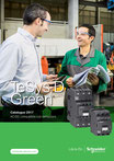 Schneider Electric - TeSys D Green - AC/DC compatible coil contactors - Catalogue 2017 - LVCATESDGR-EN © Schneider Electric GmbH 2020, All rights reserved