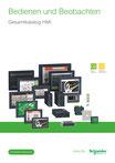 Schneider Electric - Gesamtkatalog HMI (Bedienen und Beobachten) - ZXKHMI - Juli 2016 © Schneider Electric GmbH 2020, Alle Rechte vorbehalten