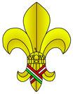 Cserkészliliom Logo DI. Koleszár Balázs