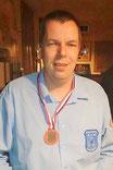 Ronald Elings, Gewestelijke en Nederlands kampioen driebanden 3e klas