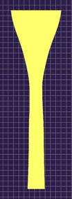 Werner Chr. Schmidt: Solist de Luxe 165 カップ・バックボア形状