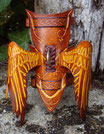 Harnais dragon hippogriffe
