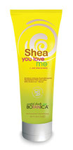 Shea You Love Me Botanica Collection Swedish Beauty zonnebankcreme zoncosmetica zonnebrand bronzer DHA Cosmetisch Natuurlijk Aftersun Huidverzorging