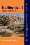 Reiseführer Geologie Kalifornien - Süden und Osten