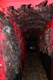 """""""Das Tor zur Hölle"""" mit 30cm versinkungseffekt & Druckluftdüsen in der Wand"""