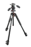 Manfrotto Stativ 190XPROB mit804rc2 Neiger