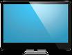 テレビやパソコンのYouTube画面