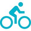 accueil vélo - location vélo - abri vélo - bicyclette - moto - proche veloroute vallée de Somme