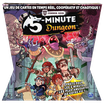 5-MINUTE DUNGEON +8ans, 2-5j