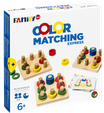 COLOR MATCHING +5ans, 1-3j