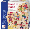 HAND IN HAND (main dans la main) +3ans, 1-4j