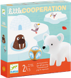 LITTLE COOPERATION +2ans, 2-4j