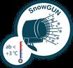 SnowGUN technology