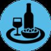 Inspirerende combinatie van aan smaken en geuren vind je ook terug in het aanbod van restaurants en bars.