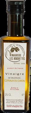 Vinaigre de Coteaux du Layon 25 cl