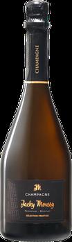 Photo bouteille champagne Cuvée de Prestige