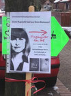 Plakat zur Lesung von Emmi Ruprecht
