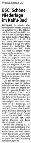 Buxtehuder Tageblatt vom 08.10.2013
